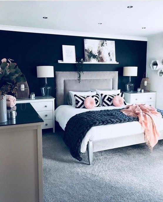35 Cozy Master Bedroom Ideas You'll Want For Yourself   Bedroom .