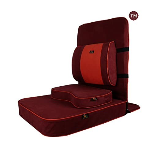 Meditation Chair with Back Support: Amazon.c