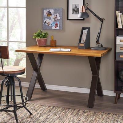 Buy Metal Desks & Computer Tables Online at Overstock | Our Best .