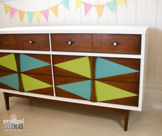 Mid Century Modern Furniture Color Fun - Prodigal Piec