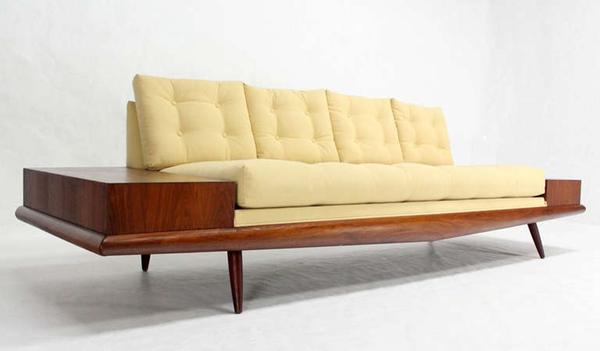 Mid-century modern Sofas - All you need to know about th