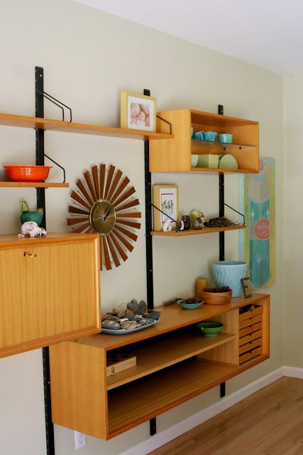 47 Awesome And Functional Mid-Century Storage Units - DigsDi