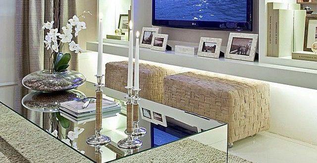 Mirror Coffee Table … | Dining room mirror decor, Mirror dining .