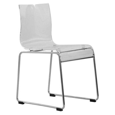 Modern Acrylic Chair - Walmart.com - Walmart.c