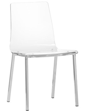 Modern Acrylic Chairs | Chicago magazine | Design Dose August 20