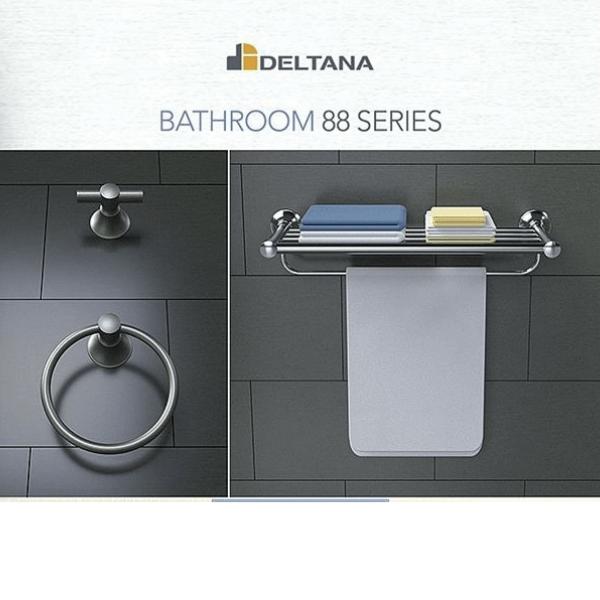 DELTANA Series 88 Modern Bathroom Accessories | Excel Marketi