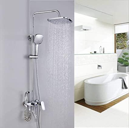 Amazon.com: LGSYSYP Bathroom accessories/American modern bathroom .
