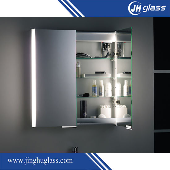 China Wall Mount Modern Bathroom Vanity Smart Large Mirror Cabinet .
