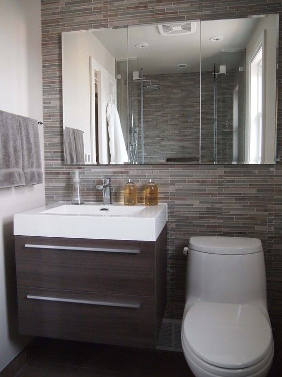 12 Design Tips to Make a Small Bathroom Better | Modern small .