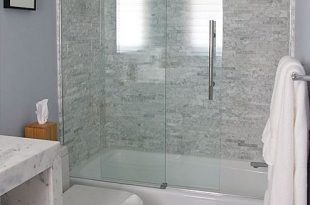 Tub and shower combo: the shower enclosure is by dreamline http .
