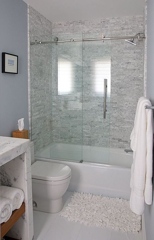 Modern Bathtubs With Shower