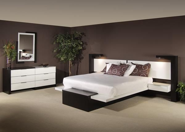 Good Ideas for Modern Bedroom Furniture | Inspiration Home Magazi