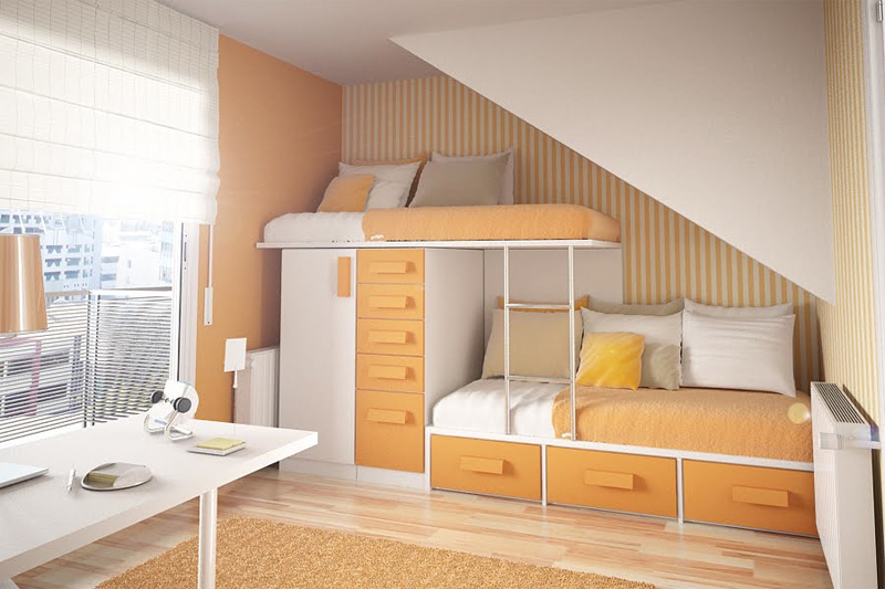 Various Design Variations And Teenage Girl Bedroom Sets .