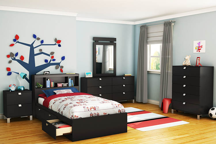 Unique Kids Bedroom Sets For Decorating Your Child's Room .