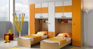 Modern Boys Bedroom Set With Desk | Decoration | Kids room .
