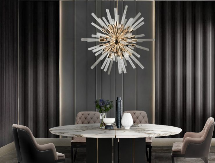 Dining Room Chandeliers – Page 2 – Modern Chandelie