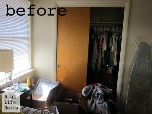 Modern Closet Curtains