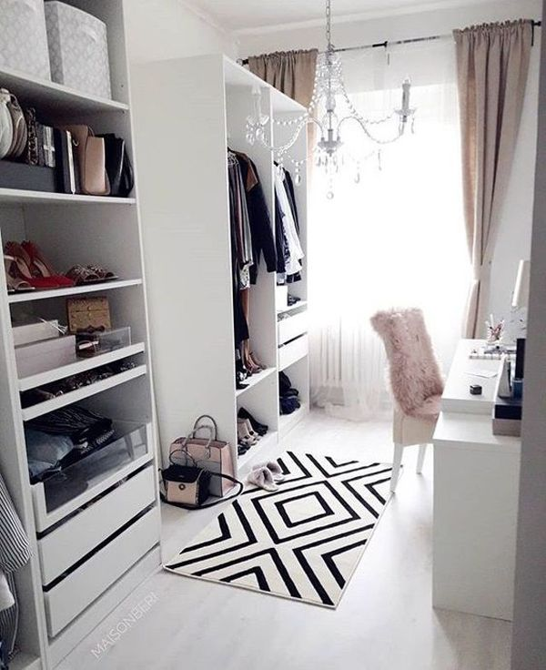 40 Pretty Modern Closet Ideas That Every Women Will Love | Home .