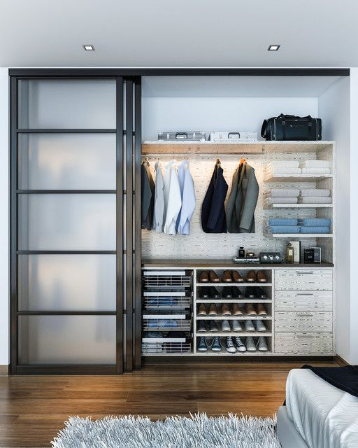 100 Stylish Bedroom Closet Design Ideas (WITH PICTURES) | Modern .