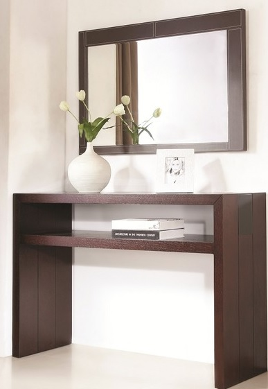 Jenny Console And Mirror Set Modern Console Tables | Costa Rican .