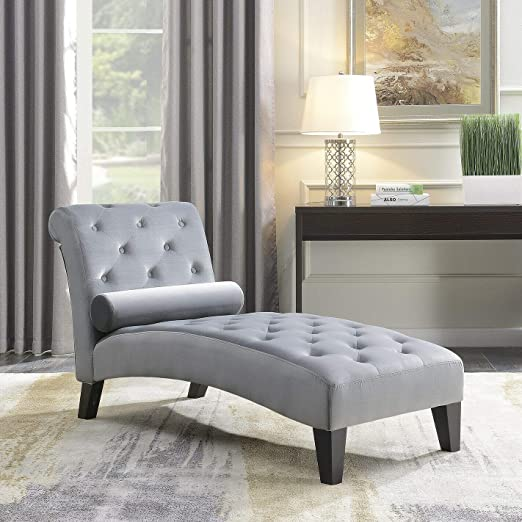 Amazon.com: Modern Design Relaxing Home Corner Read Book, Chaise .