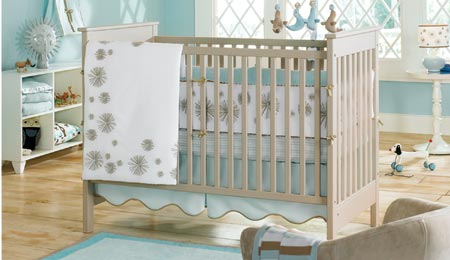 Home ideas Decoration: Wild Animal Print Baby Crib Nursery Bedding .