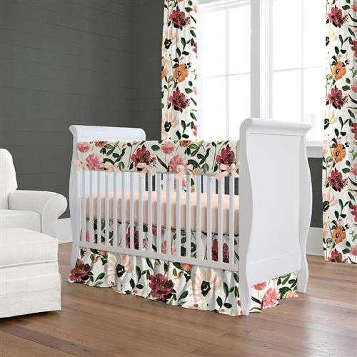 Modern Baby Bedding | Modern Crib Bedding Sets | Carousel Desig