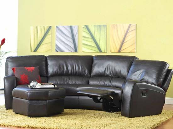 Mirano sectional | Sectional sofa with recliner, Sectional sofa cou