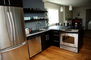 DIY Kitchen Reno - Modern - Kitchen - Vancouv