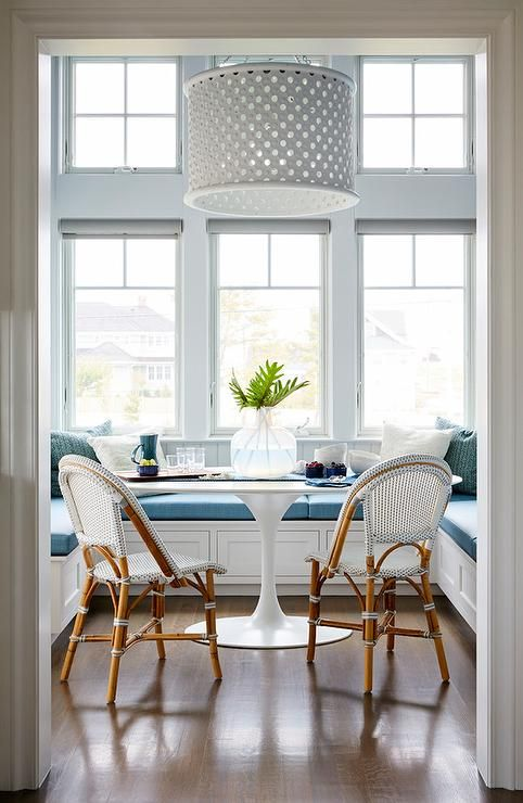 Modern French Country Family Room Renovation Reveal | Breakfast .