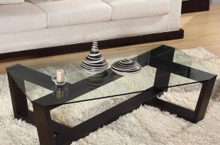 25 Coffee Table on Wheels for Small Spaces | Modern glass coffee .