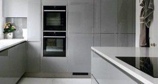 Top 50 Best Grey Kitchen Ideas - Refined Interior Designs | Modern .