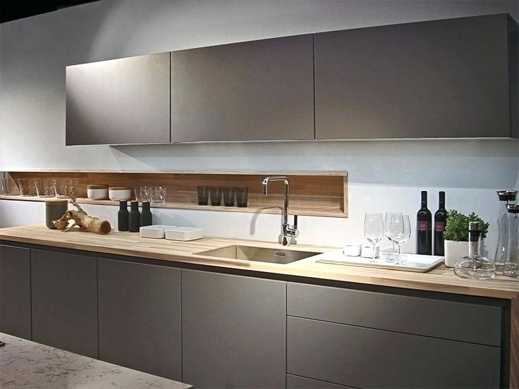 Awesome Modern Grey Kitchen Latest Design Amazing Best Idea On .
