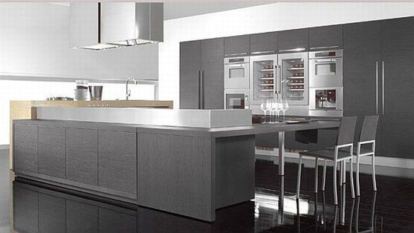 Hungry for Quality in Design? 22 Kitchen Ideas from Tecnocucina .