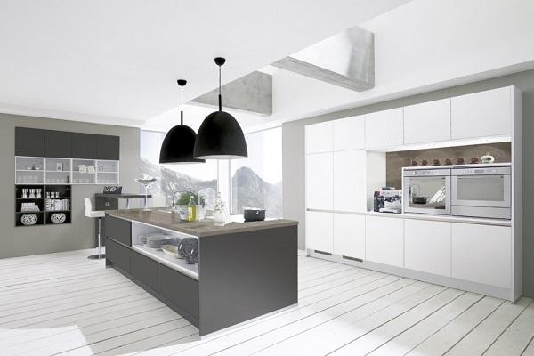 Best Grey Kitchen Designs, Ideas, Cabinets, Photos | Home Decor Bu