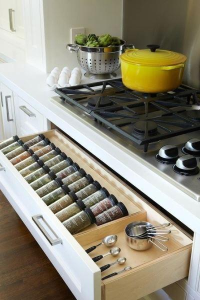 Modern Kitchen Storage Ideas Improving Kitchen Organization and .