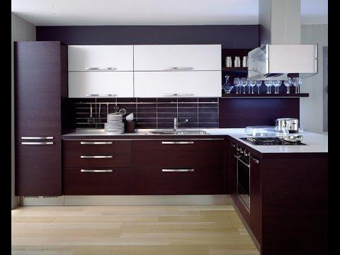 Modern Kitchen Cabinet Design - YouTu