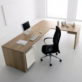 Modern L Shaped Desk