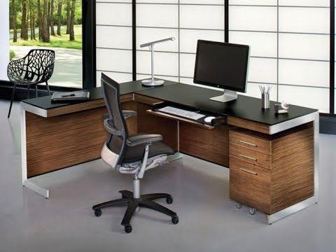 Modern L Shaped Desks - YouTu