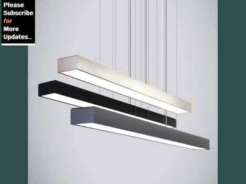 Modern Linear Pendant Light - YouTu