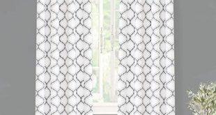 Modern Living Room Curtains: Amazon.c