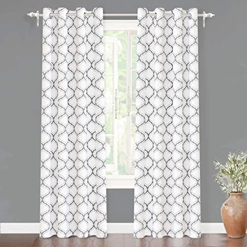 Modern Living Room Curtains: Amazon.c