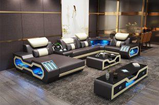 Custom made top quality living room furniture living room sofa set .