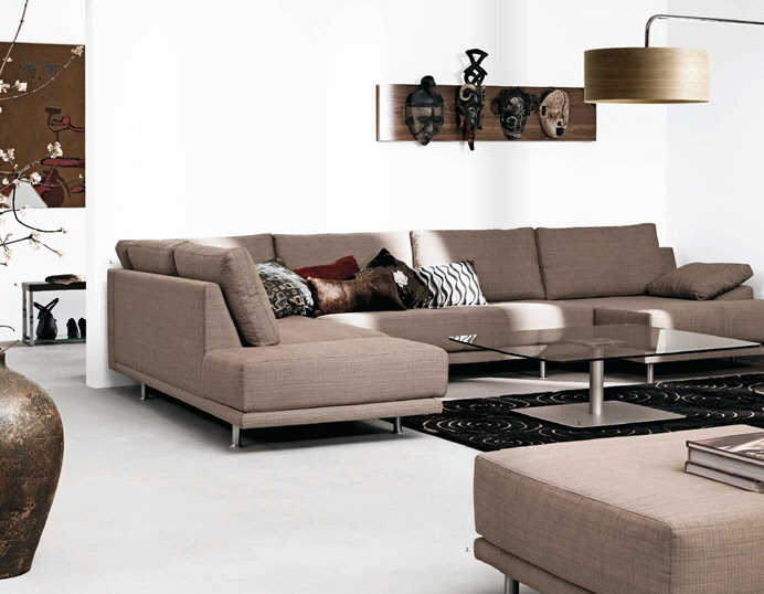 Contemporary Living Room Furnitu