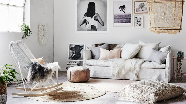 Quick and cheap living room ideas: 10 updates you can do in a .