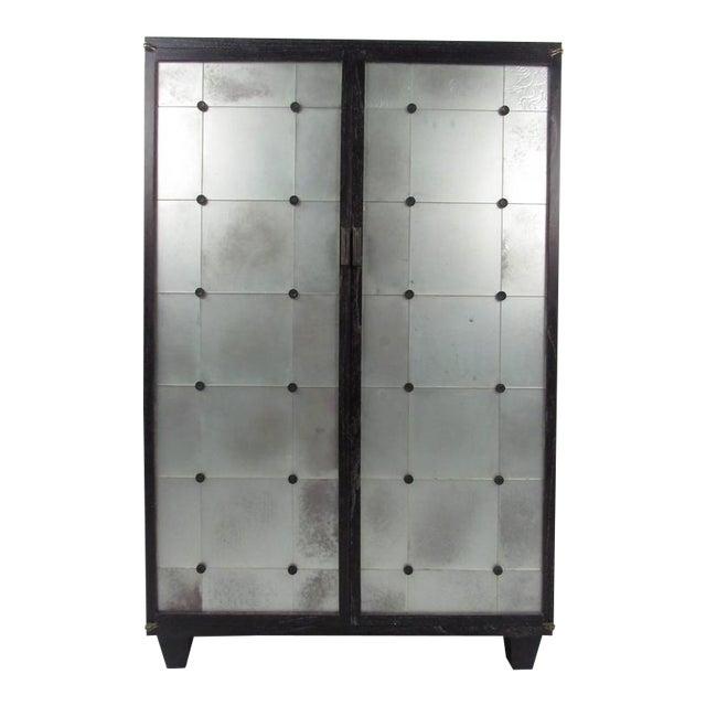 Industrial Modern Two Door Living Room Storage Cabinet | Chairi