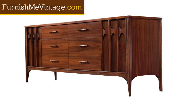 Mid Century Modern Long Dresser by Kent Coff