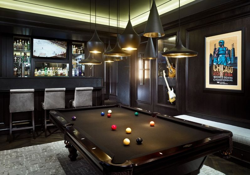 50 Tips and Ideas For a Successful Man Cave Dec