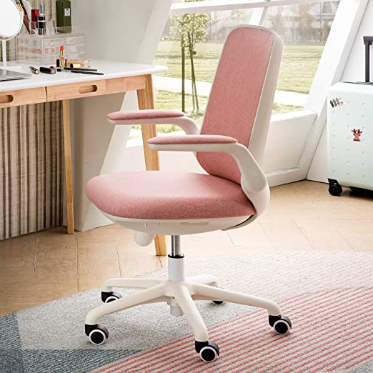 Amazon.com: OVIOS Office Chair,Water Resistant Fabric Desk Chair .