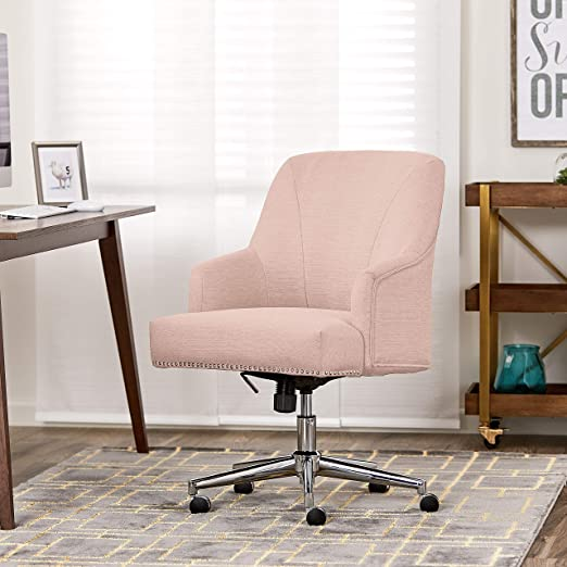 Amazon.com: Serta Leighton Home Office Chair with Memory Foam .
